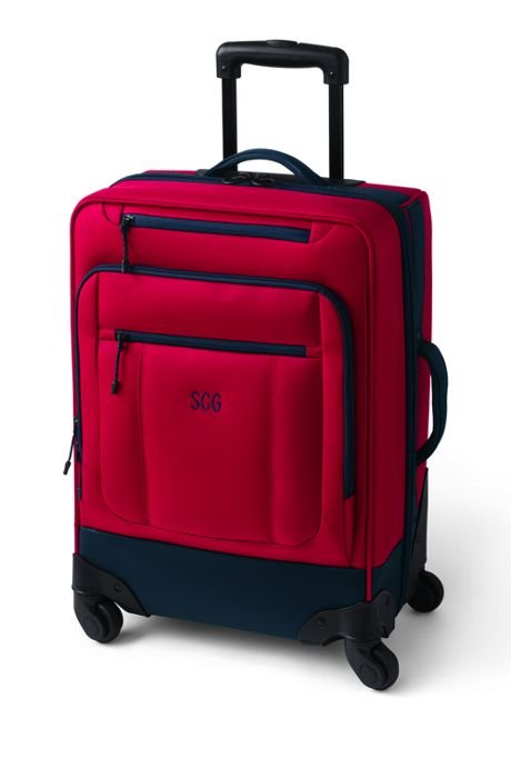 Travel Commuter Carry-On Rolling Bag