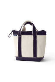 Canvas Cooler Lunch Tote Bag