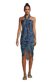 Women's Tasseled Sarong Cover-Up Scarf