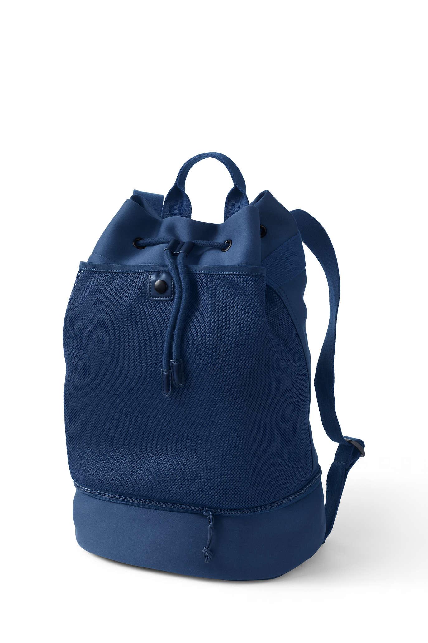 Neoprene Beach Anti-Droop Structured Backpack