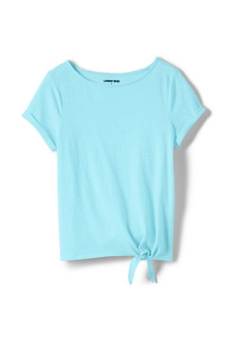 T-Shirt mit Knoten-Detail für Baby Mädchen