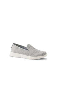 Women's Wide Lightweight Comfort Mesh Slip-on Shoes