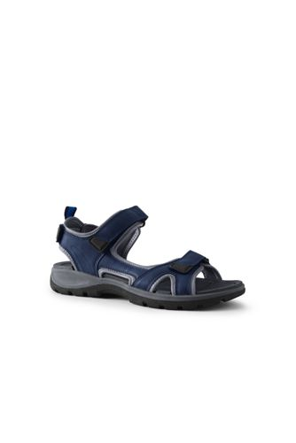 Sandales de Marche Ouvertes, Homme Pied Standard
