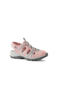 Women's Wide Width All Weather Closed Toe Walking Sandals