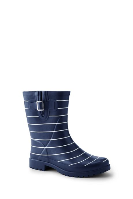 Women's Waterproof Rain Boots