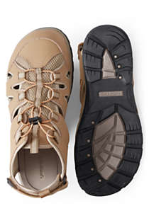 Men's All Weather Closed Toe Water Sandals, Unknown