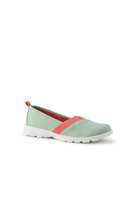 Women's Wide Lightweight Comfort Flats