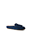 Komfort-Slipper aus Veloursleder für Damen