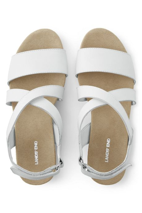 Women's Comfort Cork Wedge Sandals