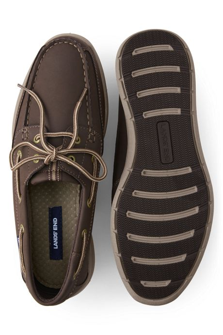 Men's Lightweight Comfort Boat Shoes