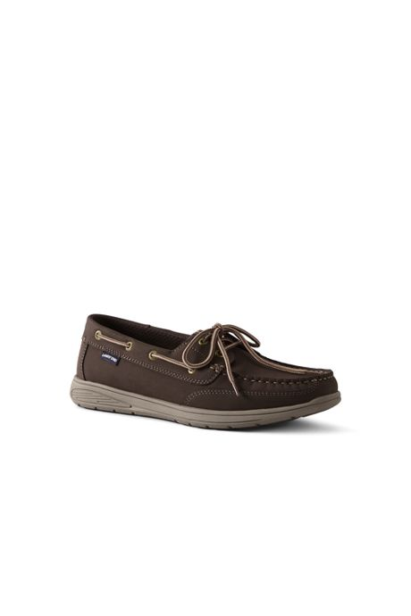 Men's Lightweight Comfort Boat Shoes