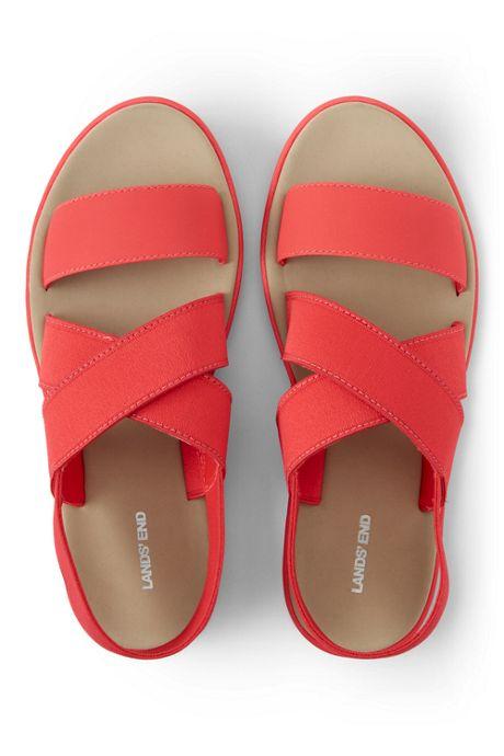 Women's Elastic Strap Sandals