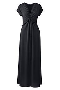 Womens Plus Size Maxi Dresses Ties | Lands\' End