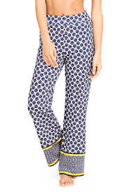 Women's Print Cover-up Swim Pants