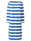 Robe Housse Rayée en Coton, Femme Stature Standard