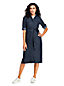 Women's Long Shirt Dress