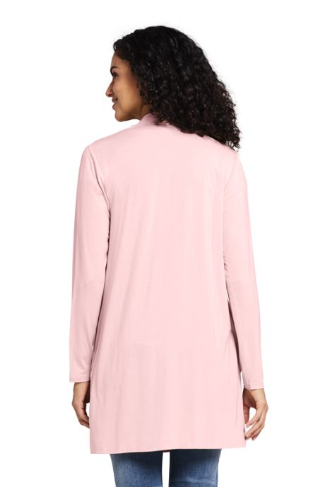 Women's Petite Long Sleeve Knit Cardigan