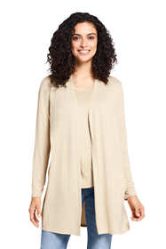 Women's Long Sleeve Knit Cardigan