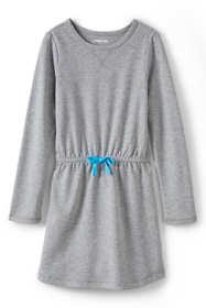 Little Girls Cinched Waist Dress