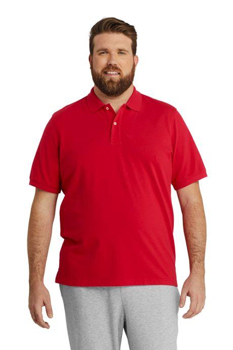 Big & Tall Mesh Polos, Big & Tall Polo Shirts, Men's Polos, Casual ...
