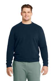 Men's Big and Tall Serious Sweats Crewneck Sweatshirt