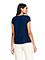 Women's Lightweight Cotton-modal/Stretch Lace T-shirt