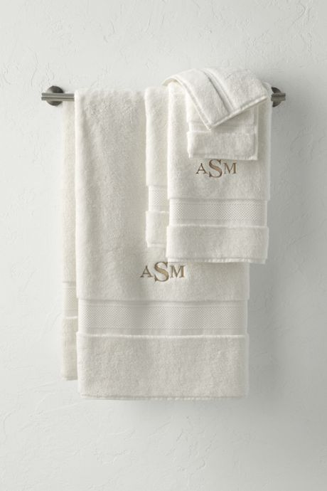 Cotton Modal Washcloths Set of 2