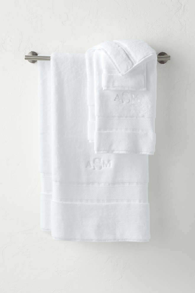 Cotton Modal Towel 6-piece set, Front