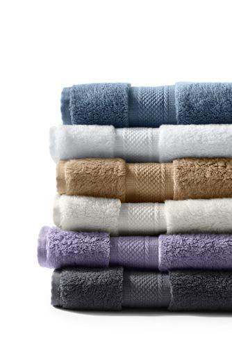 Cotton Modal Washcloths Set of 2