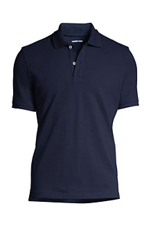 Polo Uni Stretch Coupe Moderne, Homme