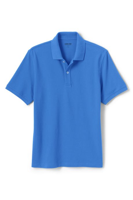 Men's Tailored Fit Short Sleeve Comfort-First Mesh Polo Shirt