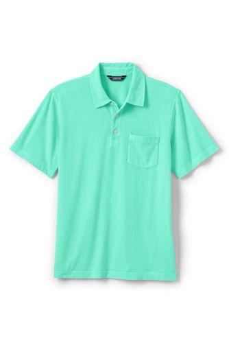 Polo en Jersey, Homme Stature Standard