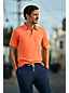 Men's Garment-dyed Jersey Polo Shirt