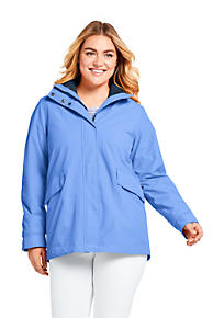 9a968e142ac Women s Plus Size 3 in 1 Squall Rain Jacket