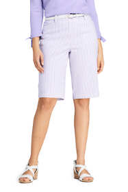 "Women's Plus Size Chino 12"" Shorts"