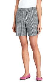 "Women's Mid Rise 7"" Chino Shorts"