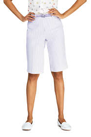 "Women's Petite Chino 12"" Shorts"