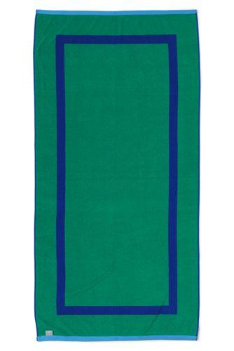 Adult Solid Reversible Beach Towel