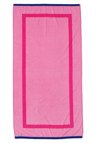 Adult Solid Reversible Beach Towel
