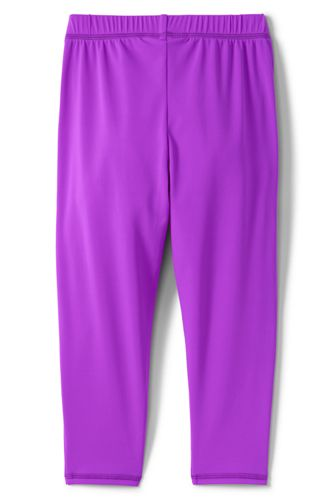 Girls Swim Capri Pants
