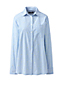 Women's Petite Embroidered Stretch Oxford Shirt