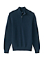 Men's Drifter Half Zip Cotton Jumper