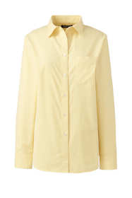 Women's Petite Oxford Boyfriend Shirt