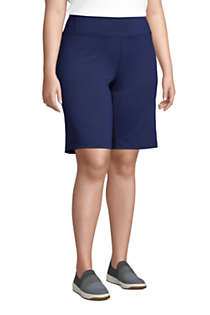 Women's Plus Size Active Relaxed Shorts, alternative image