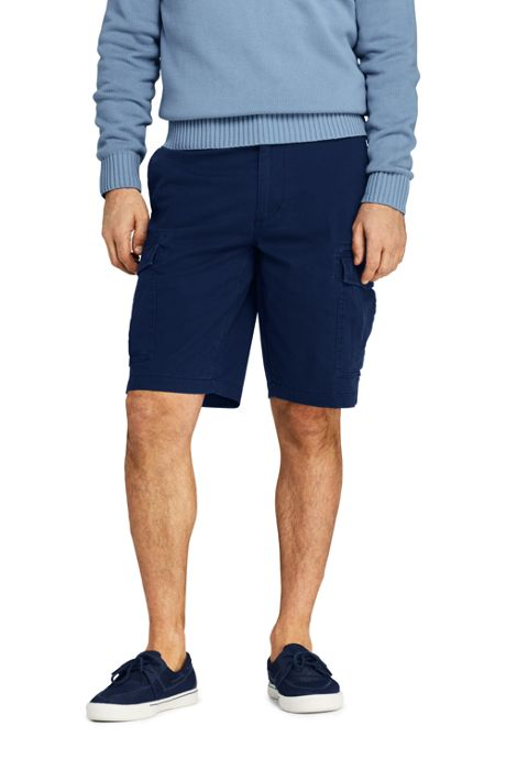 Men's Traditional Fit 10.5 Inch Comfort-First Knockabout Cargo Shorts