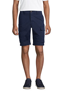 Cargo-Shorts mit Stretch für Herren, Classic Fit