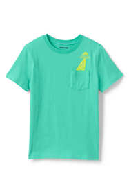Boys Pocket Graphic T Shirt