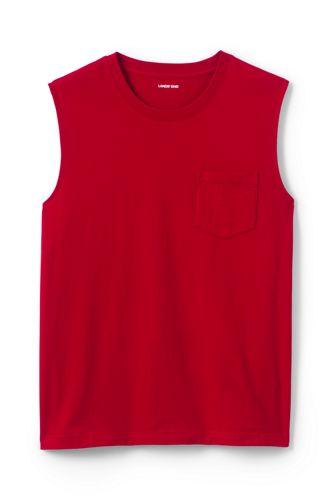 Super-T Ärmelloses Shirt für Herren, Classic Fit