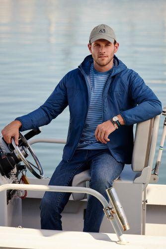 Men's Tall Lightweight Insulated Jacket