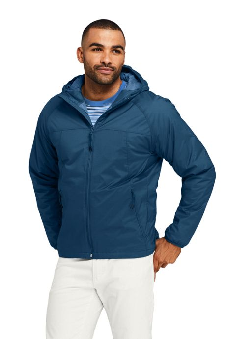 Men's Tall Lightweight Insulated Jacket